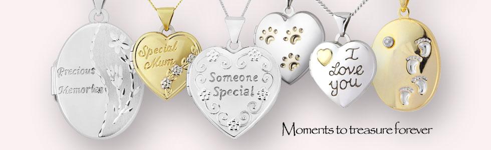 Jewellery Moments - Lockets