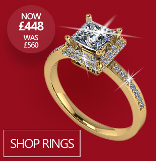 January Sale - up to 20% Off All Moissanite Rings